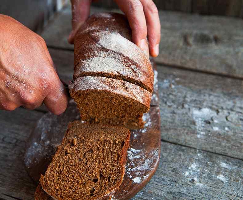 Spelt Bread (Vegan)